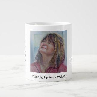 Taza del monumento de Peggy Beglau Trainor
