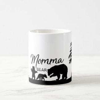 Taza del oso de Momma