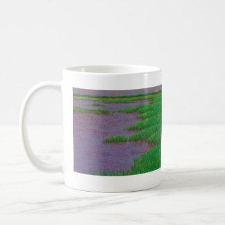 Taza del pantano del mar