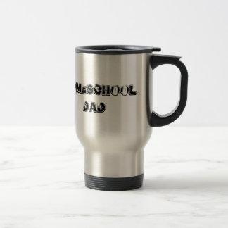 Taza del papá de Homeschool