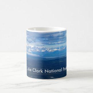Taza del parque nacional de Clark del lago