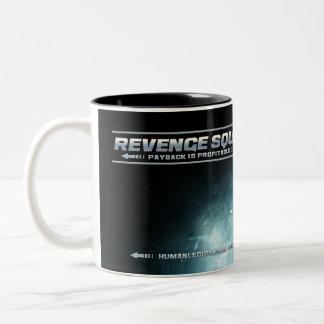Taza del pelotón de la venganza