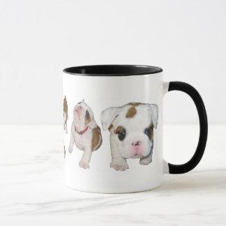 taza del perrito del dogo