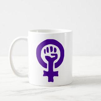 Taza del poder de la mujer