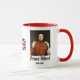 Taza del Príncipe Alberto de la reina Victoria*