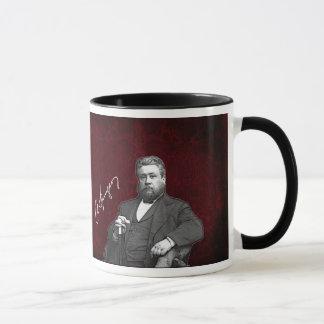 Taza del regalo de Charles Spurgeon - hombre de