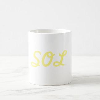 Taza del solenoide