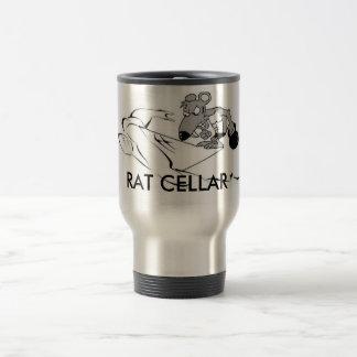 taza del sótano de la rata