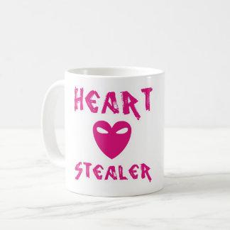 Taza del Stealer del corazón