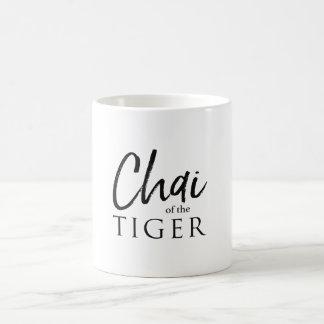 Taza del té - Chai del tigre
