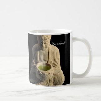 Taza del té de Buda