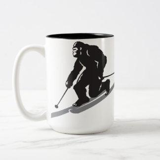 Taza del Teles de Bigfoot