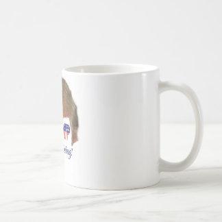 ¡Taza del triunfo - aumento del pelo! Taza De Café