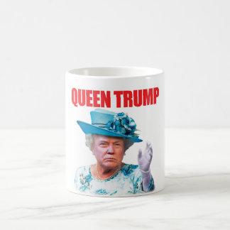 Taza del triunfo de la reina de Donald Trump