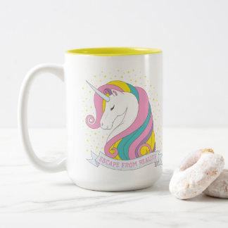 Taza del unicornio