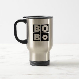 Taza del viaje de la marca de Bobo