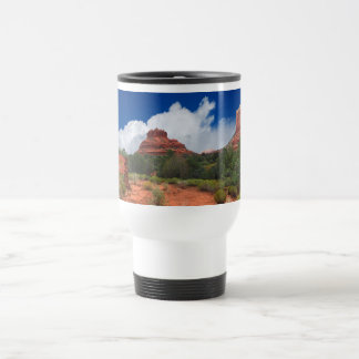 Taza del viaje de la roca de Bell de Sedona