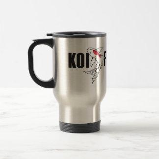 Taza del viajero del acero inoxidable de KF
