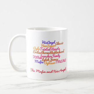 Taza del wordle de TMAHA
