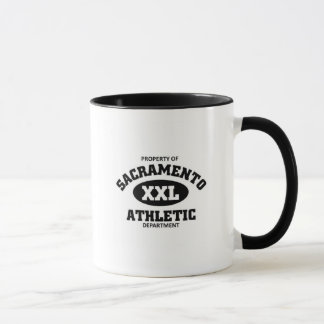 Taza Departamento atlético de Sacramento