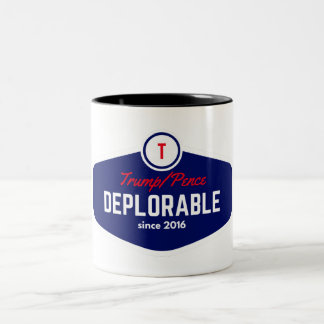 taza deplorable del triunfo