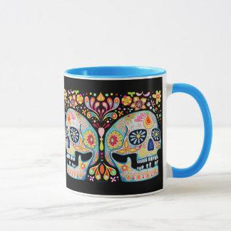 Taza Día del muerto/del Dia de los Muertos Mug