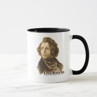 Taza Dickens-El mejor de taza-sepia de las épocas