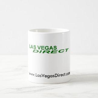 Taza directa de Las Vegas