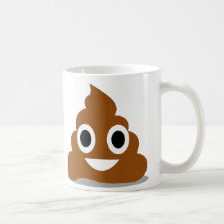 Taza divertida del Emoticon de Emoji del impulso