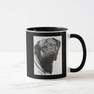 Taza Dogue de Bordeaux