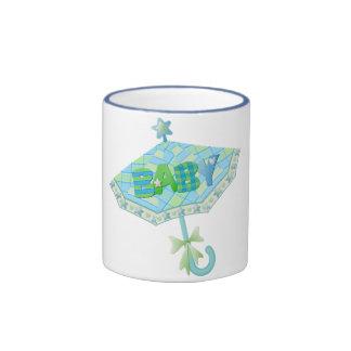 Taza dulce del campanero del regalo del bebé