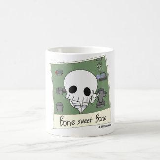 Taza dulce del hueso del hueso