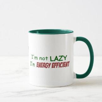 Taza económica de energía - luz