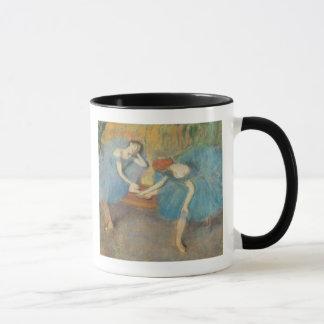 Taza Edgar Degas el | dos bailarines en descanso,