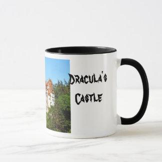 Taza El castillo de Drácula, salvado, Transylvannia 2