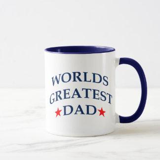 Taza El papá más grande de los mundos