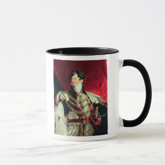 Taza El príncipe Regent, George IV posterior 2
