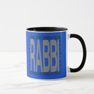 Taza El rabino más grande de los mundos