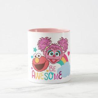 Taza El Sesame Street el | Elmo y Abby - sea