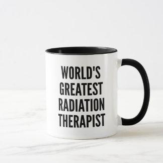 Taza El terapeuta más grande de la radiación de los