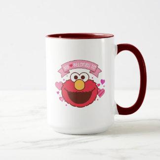 Taza Elmo el | mi corazón pertenece a Elmo