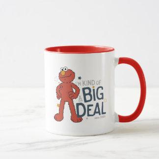 Taza Elmo el | soy un poco una gran cosa
