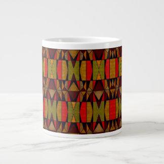 Taza enorme de la taza de la bebida del café del