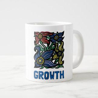 """Taza enorme del """"crecimiento"""""""