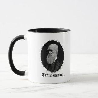Taza Equipo Darwin - evolución del equipo - -