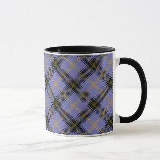 Taza Taza escocesa del tartán del clan de Bell