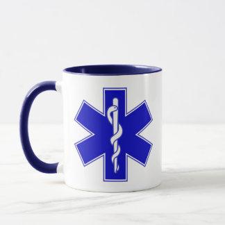 Taza Estrella de EMT de la vida