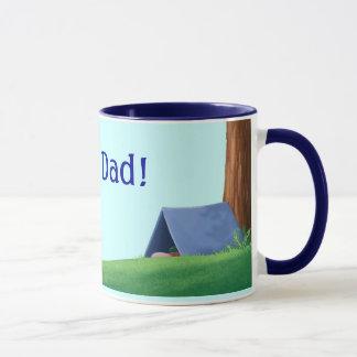 Taza estupenda del papá