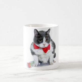 Taza:  Felix, el gato, en febrero Taza De Café