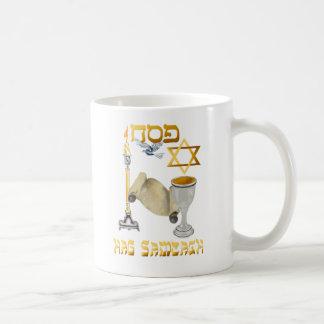 Taza feliz del Passover